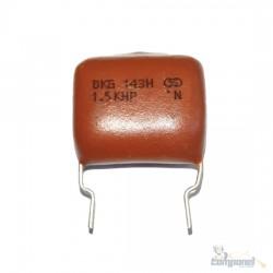 Capacitor Poliester 14k / 143h 1500v